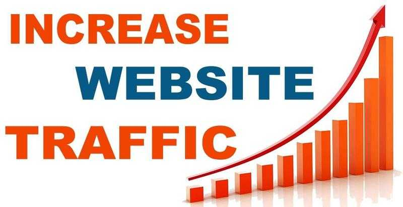 10 Ways How To Increase Website Traffic Here