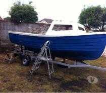 18 Foot Lough Neagh Fishing Boat