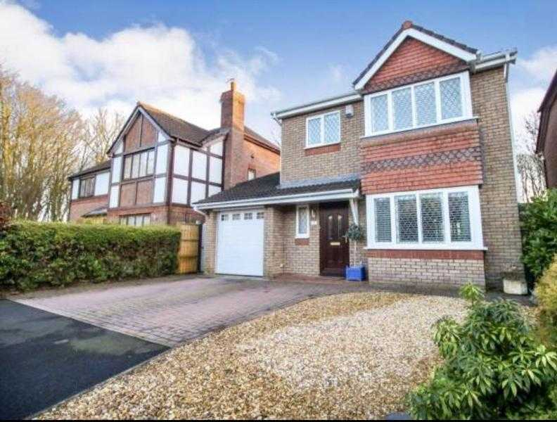 3 BEDROOM DETACHED HOUSE IN PR9 NEAR SOUTHPORT LANCS