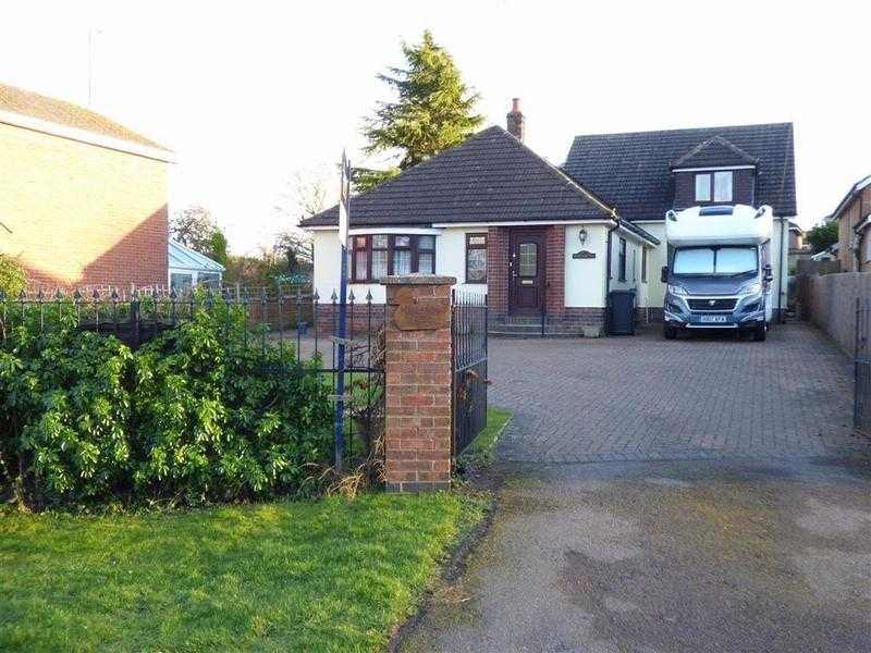 4 Bed Detached Property with FREE Motorhome