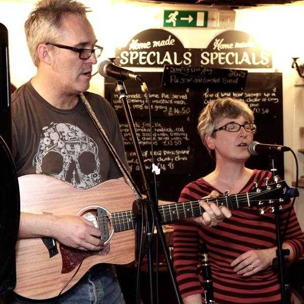 Acoustic Music and Folk Club - The Crown and Anchor, Eastbourne