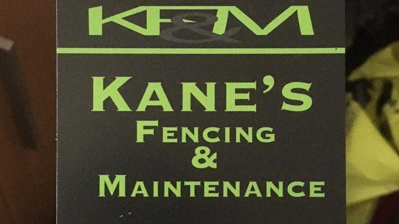 All types of fencing and general garden maintenance