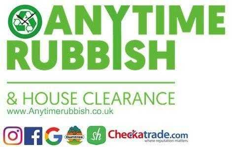 Anytime Rubbish amp House Clearance