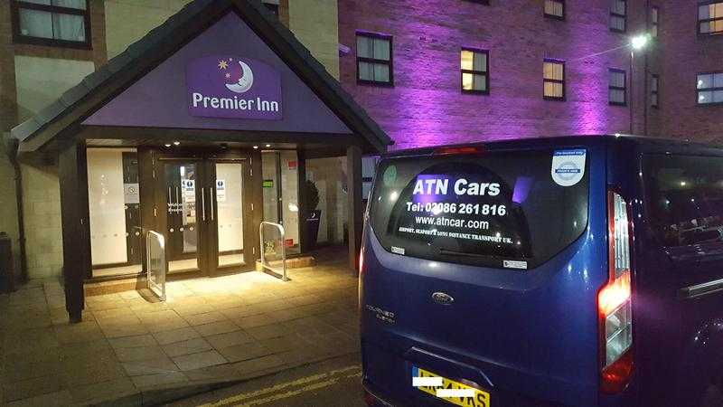 Arrival or Departure  Heathrow Airport London Private Transfer