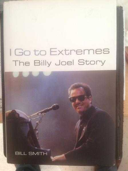 Billy Joel 039I Go To Extremes039 amp 039The Autobiography039 Books