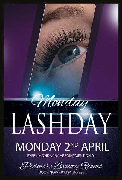 Classic Lashes, Russian Lashes amp LVL - Pedmore Beauty Rooms - Stourbridge