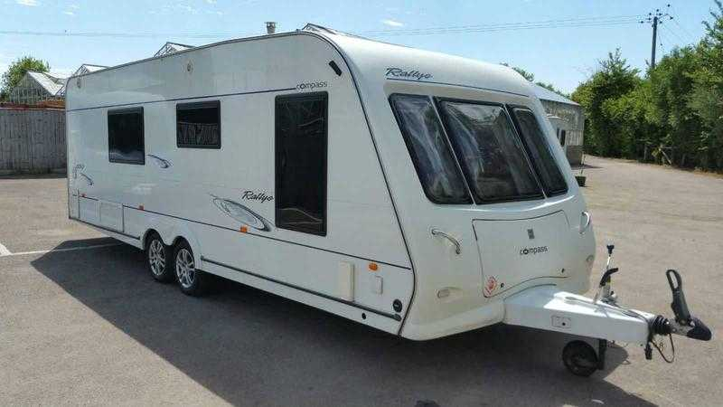 Best 4 berth caravan