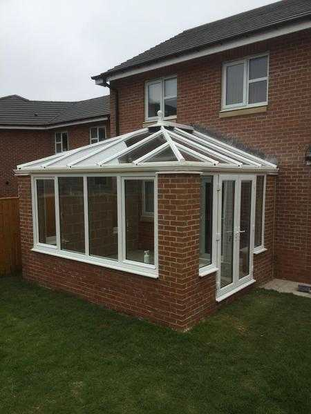 Conservatory specialists warm roof replacements 35 year Guarantee