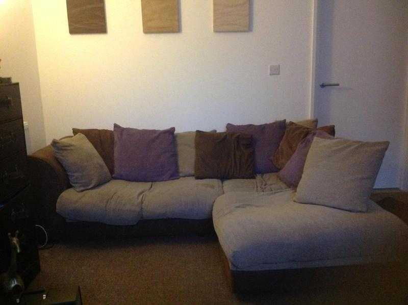 Corner Sofa OPEN TO OFFERS