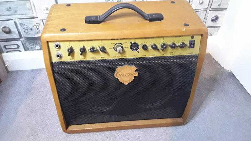 Crafter Dsp1 amp  guitar amplifier