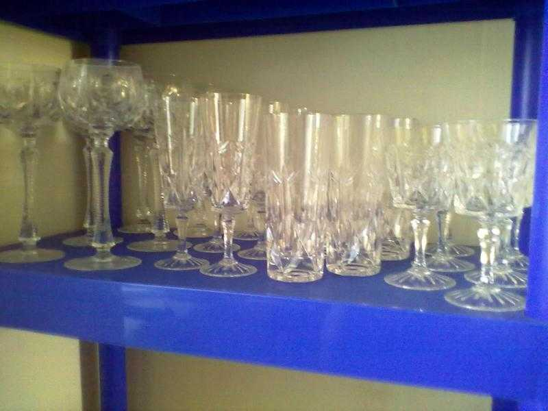 Crystal Glass collection