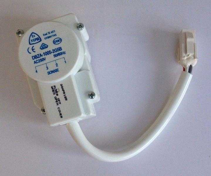 DEFROST TIMER FOR  FROST FREE FRIDGE FREEZER DBZA-1005-2G5B