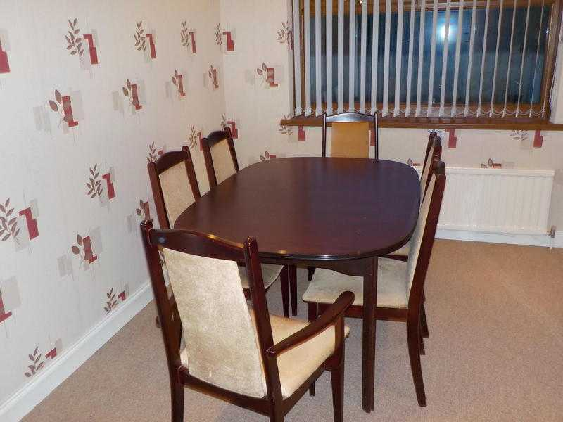 Dining Table amp Six Chairs