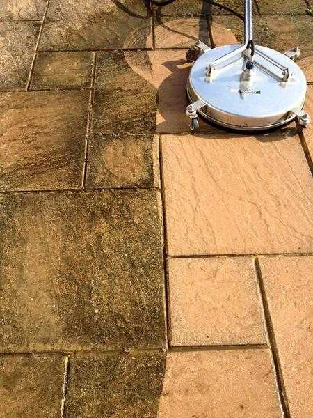 Driveway amp Patio Cleaning