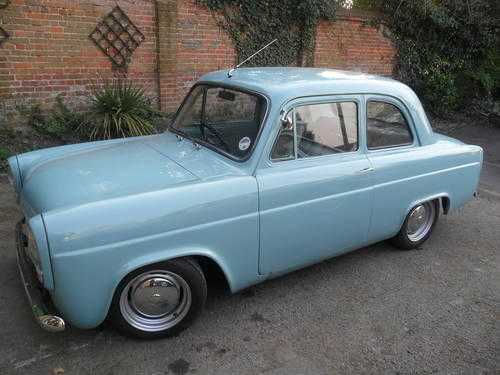 ford 100eAngliaprefectpop etc standard or modified cars considered