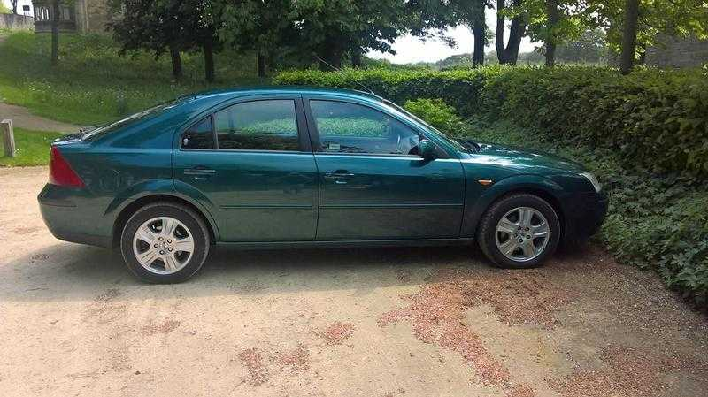 Ford Mondeo 2002 for sale good reliable family car