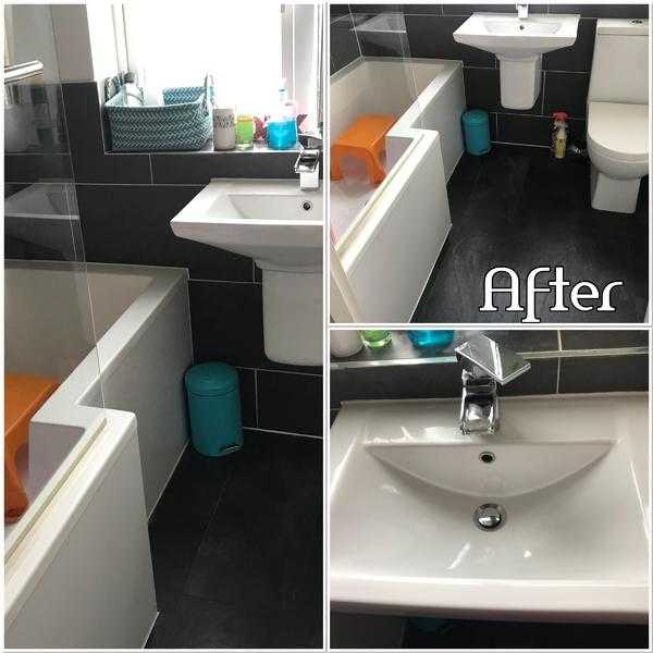 General and deep domestic cleaning, End of tenancy cleaning