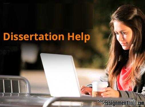 Get Dissertation Writing Help - Dissertationproviders