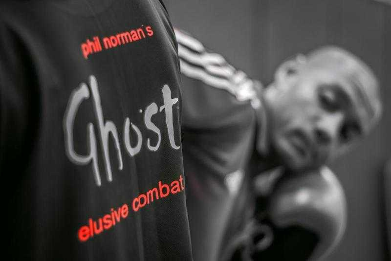 Ghost Kickboxing Class Induction