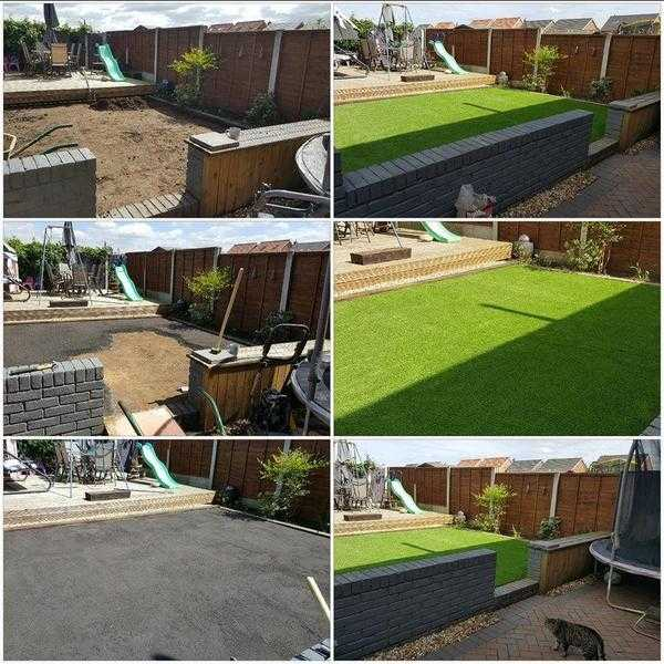 Groundworks and Civil Engineering, Driveways and Paving Contractor.