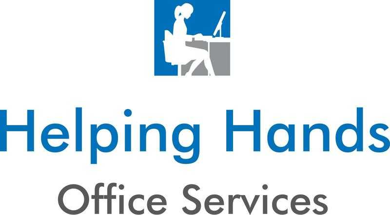 Helping Hands Office Services - a helping hand when you need it most