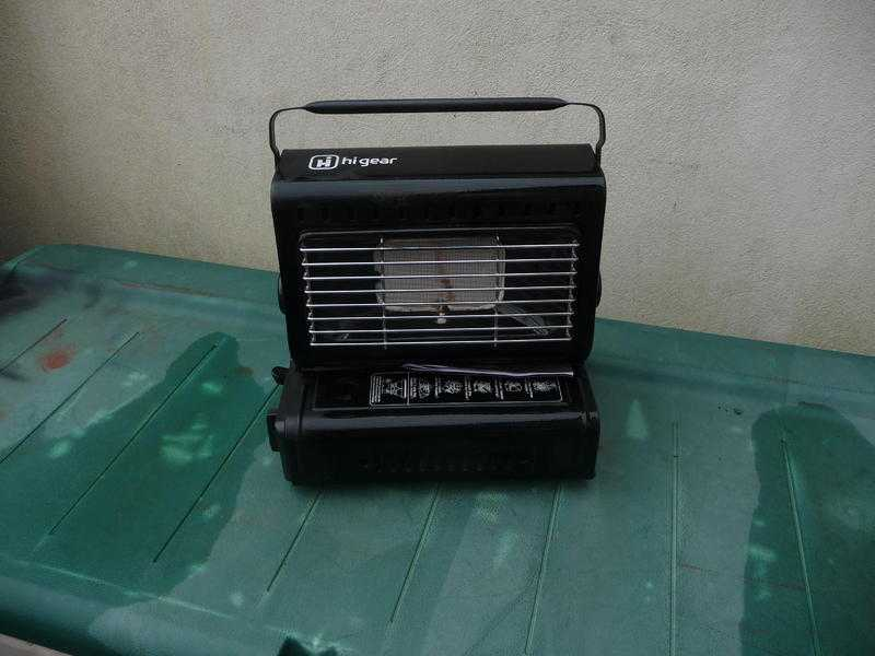 HIGEAR GAS HEATER