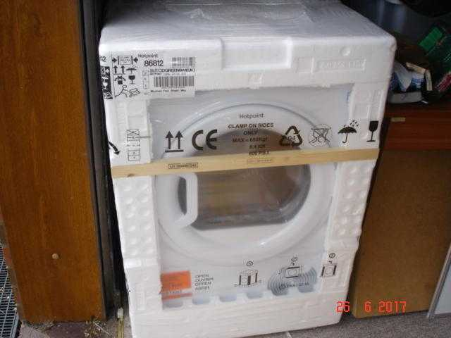 Hotpoint Tumble Dryer (New Factory Packed)