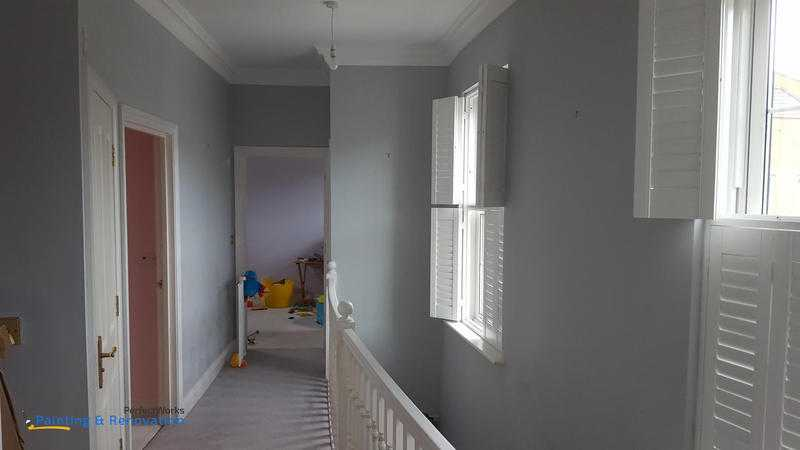 Interior and  exterior painting in London