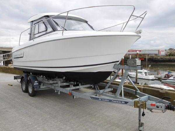 Jeanneau Merry Fisher 645 22ft 115hp 2013