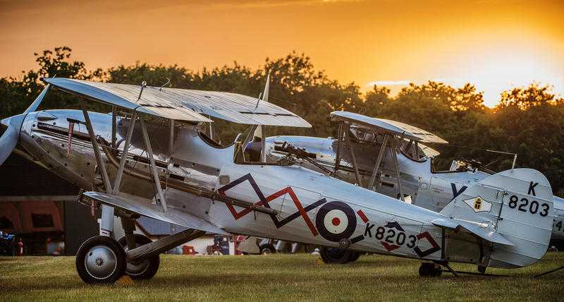 July Evening Airshow