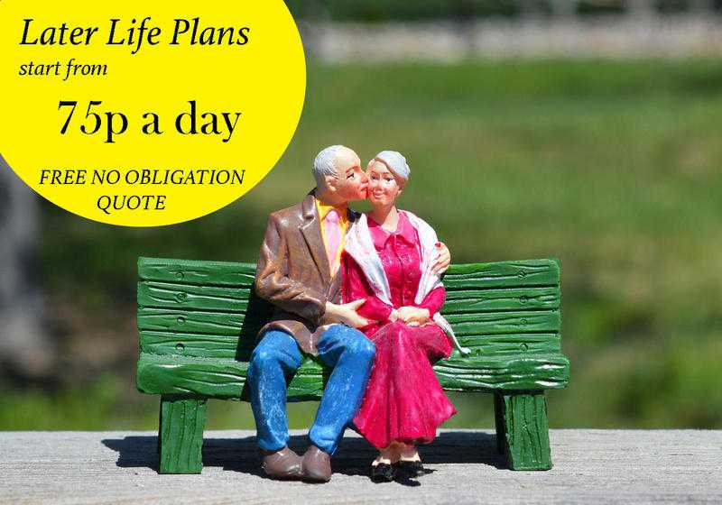 Later Life Plans and advice