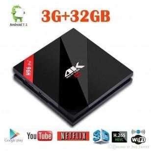 Latest H96 Pro Plus Octa Core Android TV Box in UK