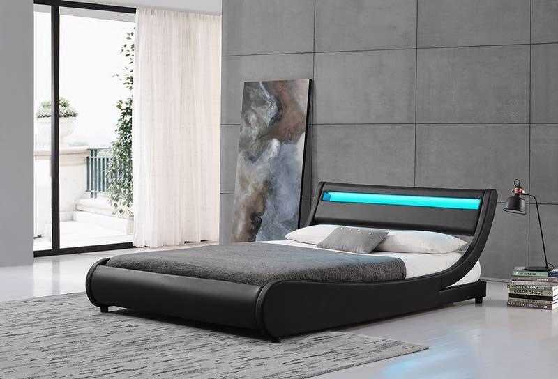 Led bed single or double reduced