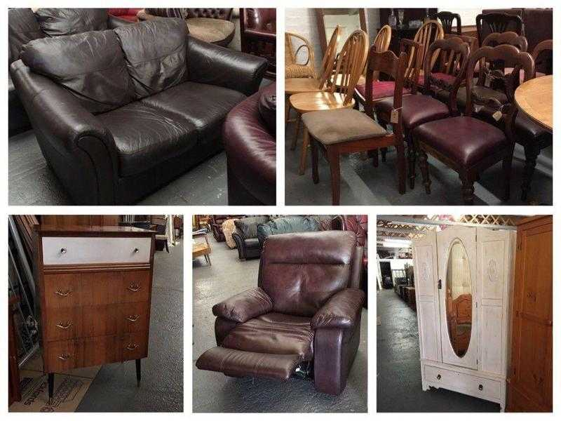 LOTS OF SECOND HAND FURNITURE FOR SALE