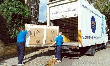 MAN AND VAN-HOUSE amp OFFICE REMOVALS-CLERENACE SERVICES -PACKERS AND MOVERS
