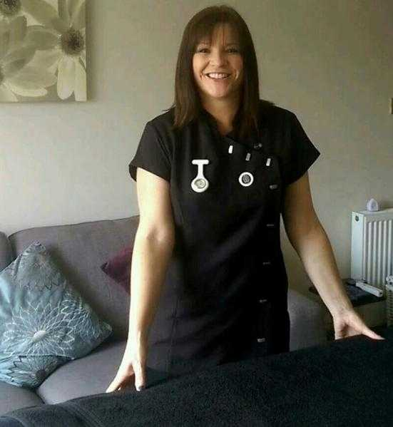 MASSAGE THERAPIST Bad Back Pain Relief STOURPORT KIDDERMINSTER BEWDLEY WORCESTER