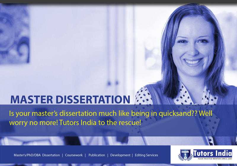 masters dissertation writing services Our dissertation writing service is here to support you with the most important part of your degree: your dissertation whatever your subject of study, we can help you get the grades you need on your undergraduate, llb, llm or masters dissertation.