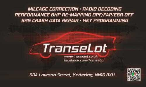 Mileage Correction, Radio Decoding, Performance BHP Remap, PDFFAPEGR OFF, ECU Re-mapping, Immo Off