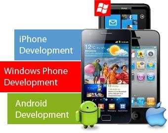 mobile development application services