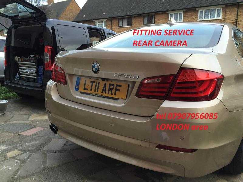 mobile REVERSE CAMERA FITTED CAR VAN OEM SYSTEMS CONNECTION ADAPTATION in LONDON area