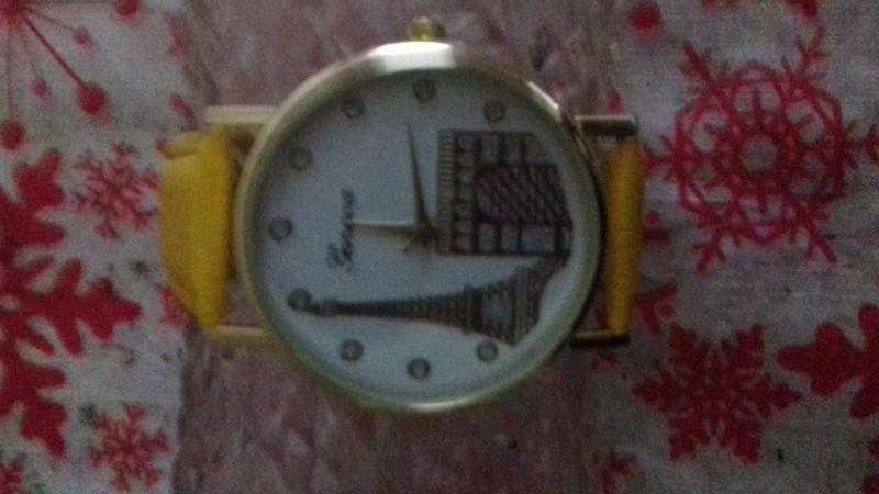 New Ladies Paris Watch