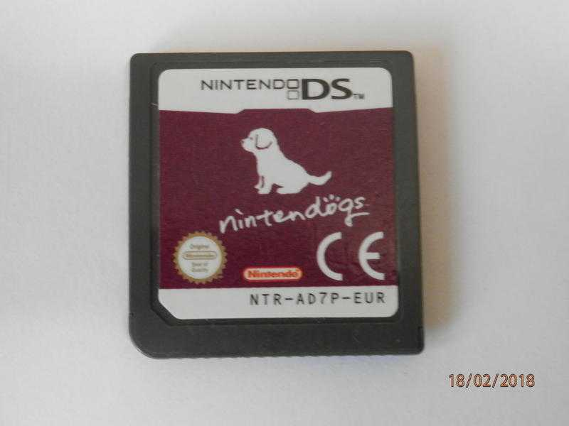 Nintendo Ds Game