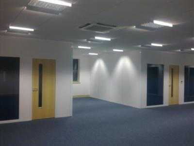 Partition Walls Specialist in the UK