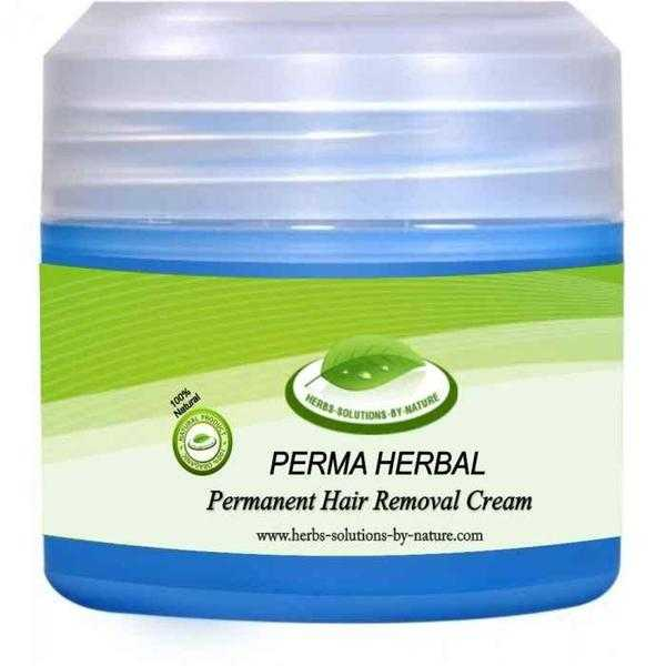 Perma Herbal Cream Is Permanent Hair Removal