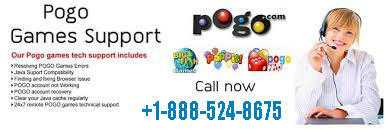 Pogo Games Support 1-888-524-8675