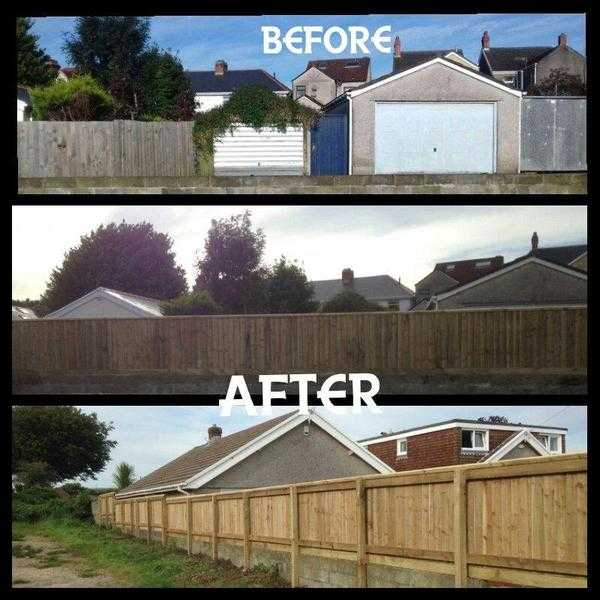R amp S Fencing amp property maintenance