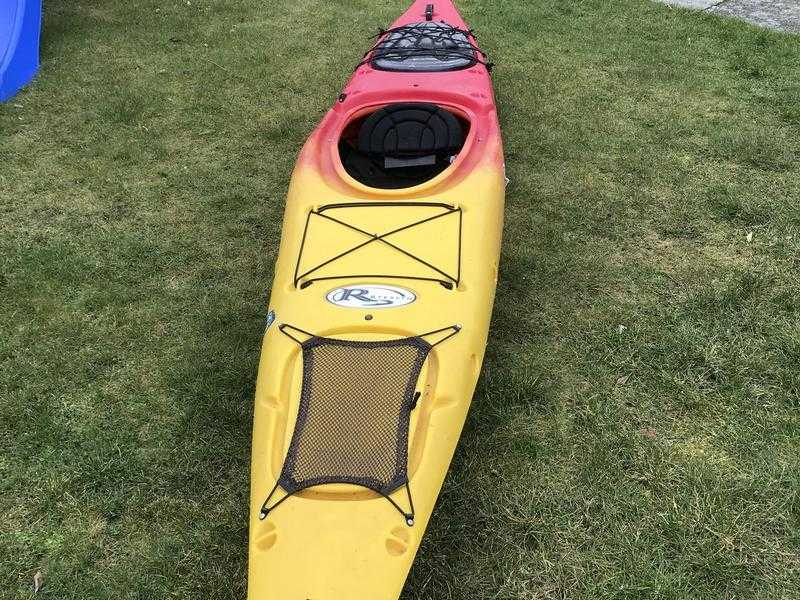 Riot hybrid kayak for sale