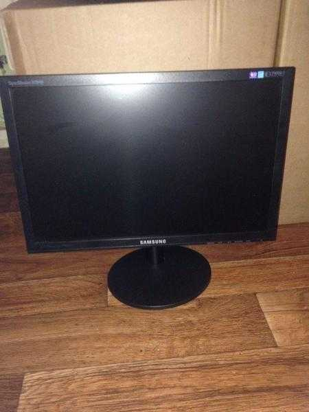 Sale or Swap Samsung LCD monitor swap for a Beats headphones