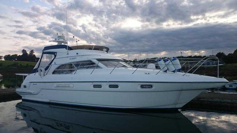 SEALINE F43 MAGNIFICENT BOAT ONLY 109000 REDUCED PRICE