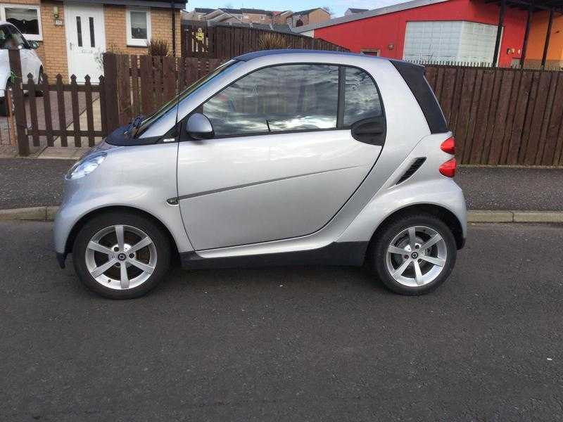 Smart Fortwo Coupe 2010